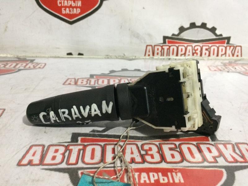 Блок подрулевых переключателей Nissan Caravan VRE25 (б/у)