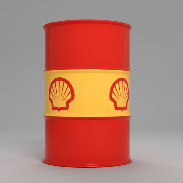 Масло моторное бочка - 209 литров Масла И Технологические Жидкости Shell Helix Hx7 5W-40