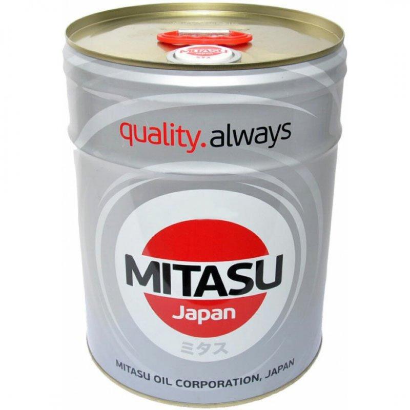 Масло моторное бочка - 209 литров Масла И Технологические Жидкости Mitasu Moly-Trimer Sm/cf 5W-30