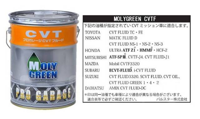 Масло моторное бочка - 209 литров Масла И Технологические Жидкости Moly Green Cvt