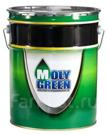 Масло моторное бочка - 209 литров Масла И Технологические Жидкости Moly Green 0W20 Earth