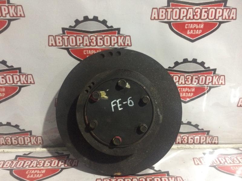 Шкив коленвала Nissan Diesel MK252 FE6 (б/у)