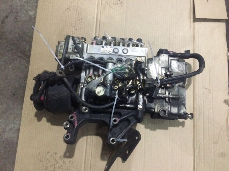 Тнвд Nissan Diesel MK252 FE6 (б/у)