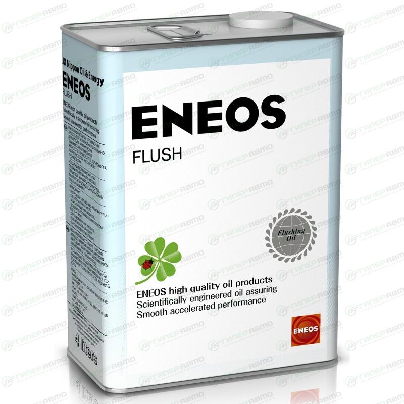Масло промывочное - 4 литра Масла И Технологические Жидкости Eneos Flushing Oil