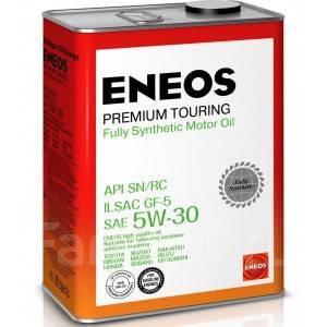 Масло моторное - 4 литра Масла И Технологические Жидкости Eneos Premium Touring Sn 5W-30