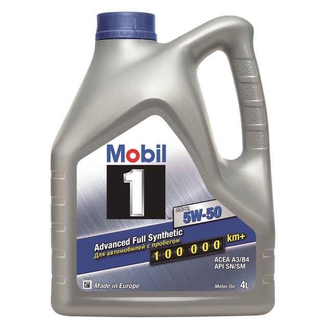 Масло моторное - 4 литра Масла И Технологические Жидкости Mobil-1 Fs X1 5W50 Sn/sm