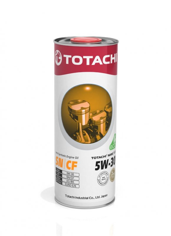 Масло моторное - 1 литр Масла И Технологические Жидкости Totachi Niro Lv 5W-30 Ilsac Gf-5 Acea A5/b5 Api