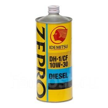 Масло моторное - 1 литр Масла И Технологические Жидкости Idemitsu Zepro Diesel 10W-30 Dh-1/cf