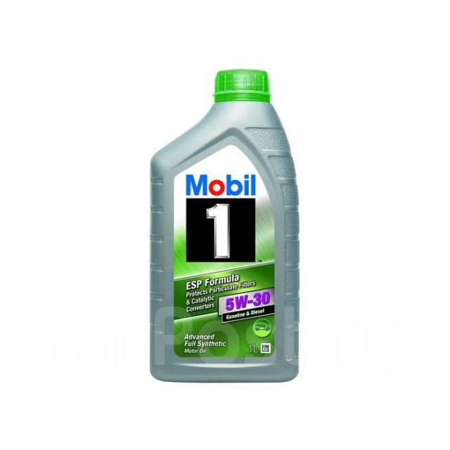 Масло моторное - 1 литр Масла И Технологические Жидкости Mobil1 Esp Sn/sm 5W-30