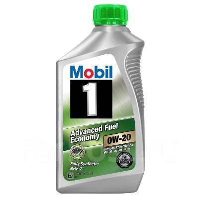 Масло моторное - 1 литр Масла И Технологические Жидкости Mobil1 Sn/sm 0W-20