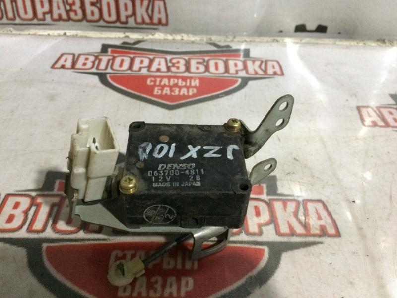Сервопривод заслонки печки Toyota Mark Ii JZX100 1JZGE (б/у)