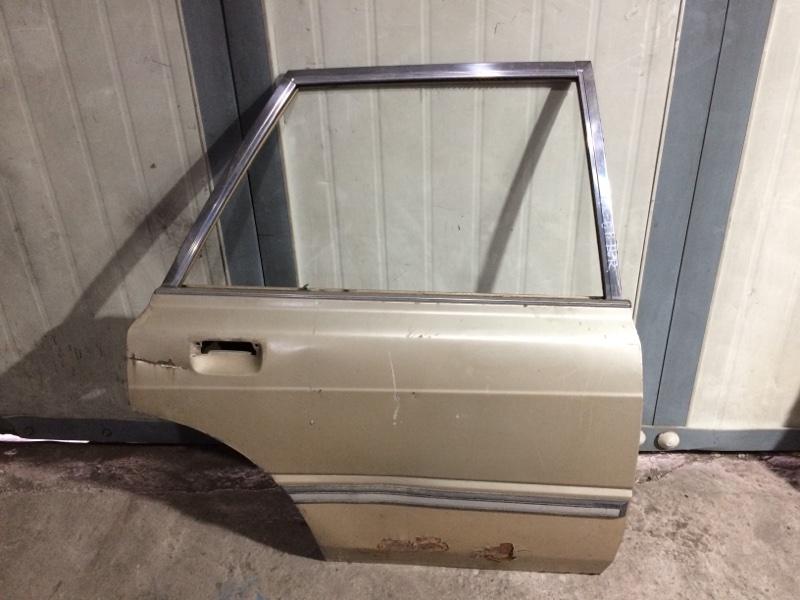Дверь Toyota Mark Ii GX61 задняя правая (б/у)