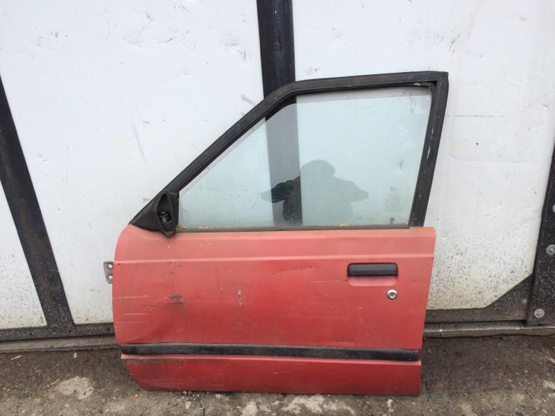 Дверь Daihatsu Charade G11 передняя левая (б/у)