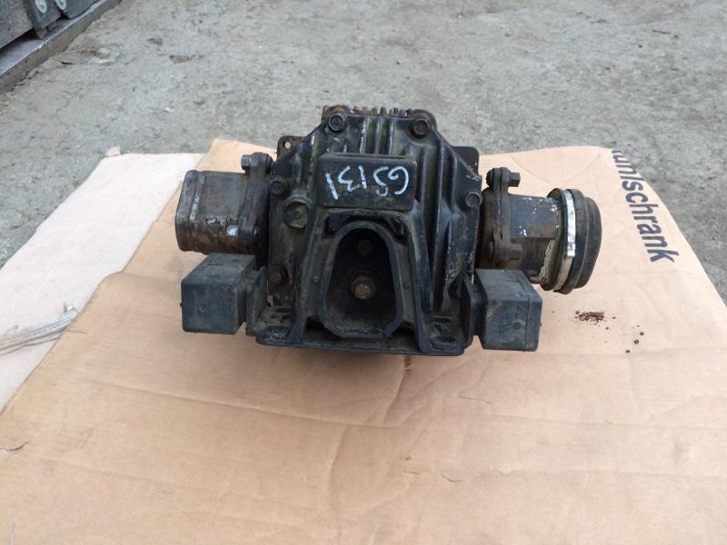 Редуктор Toyota Crown GS131 1G задний (б/у)