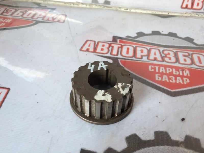 Шестерня коленвала Toyota 4A (б/у)
