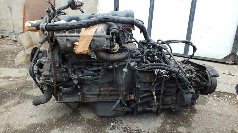 МКПП КОМПЛЕКТ MITSUBIHI CANTER FE52 4D33 87912 M/T 2WD 24 ВОЛЬТА 5 СКОРОСТЕЙ MO35S5A501175/ME610501 Япония
