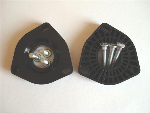 Проставка увеличения клиренса Nissan Bluebird Sylphy G10 1998 передняя