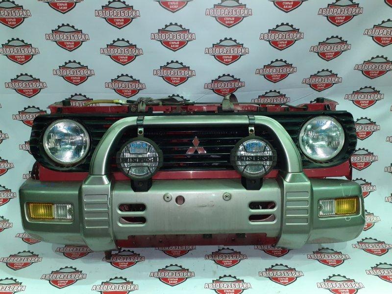 Ноускат Mitsubishi Pajero Mini H56A 4A30 1996 (б/у)
