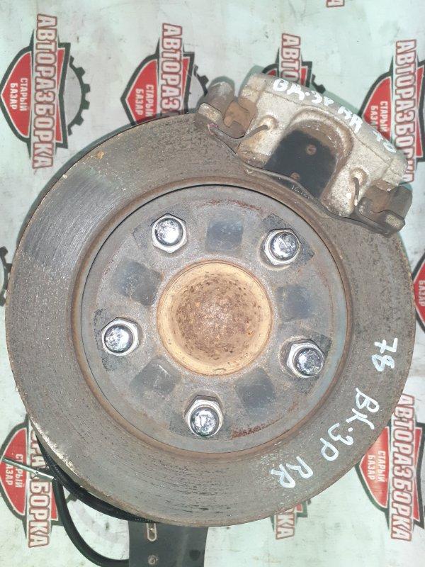 Ступица Mazda Axela BK3P L3VE 2006 задняя правая (б/у)