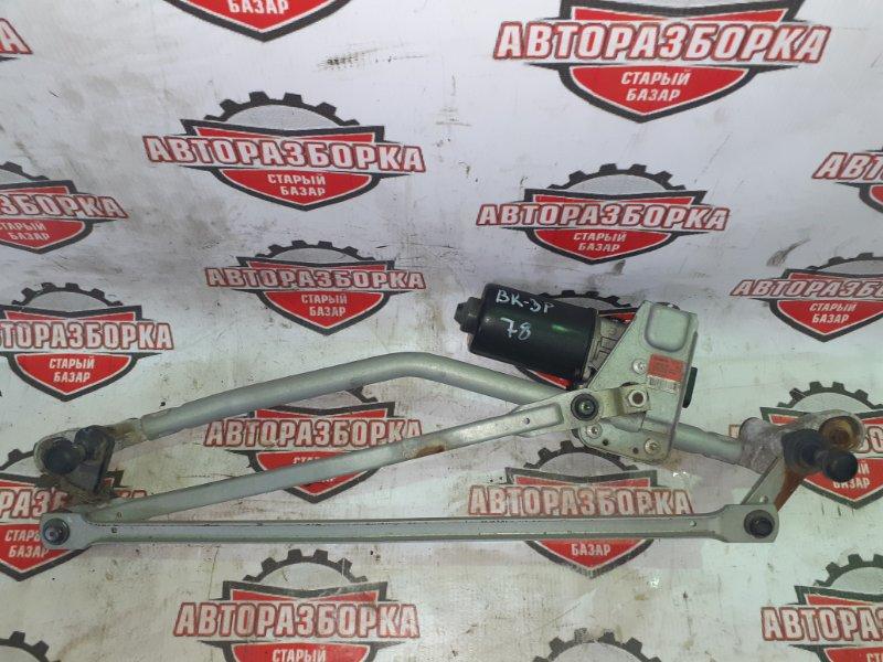 Механизм дворников Mazda Axela BK3P L3VE 2006 передний (б/у)