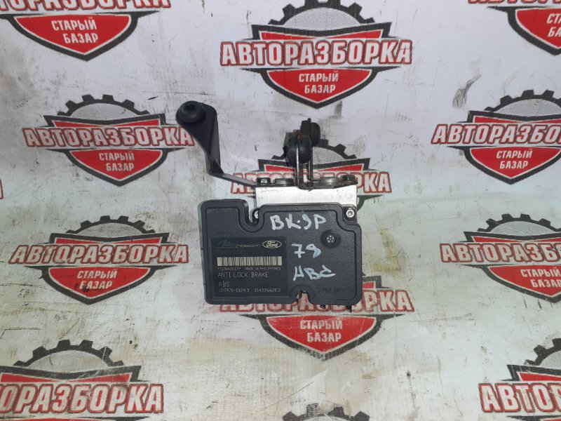 Блок abs Mazda Axela BK3P L3VE 2006 (б/у)