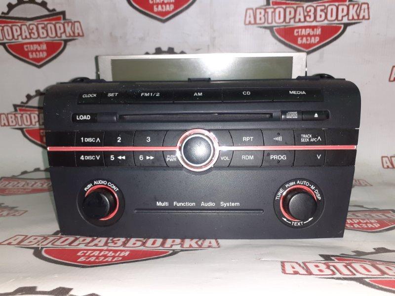 Магнитофон Mazda Axela BK3P L3VE 2006 (б/у)