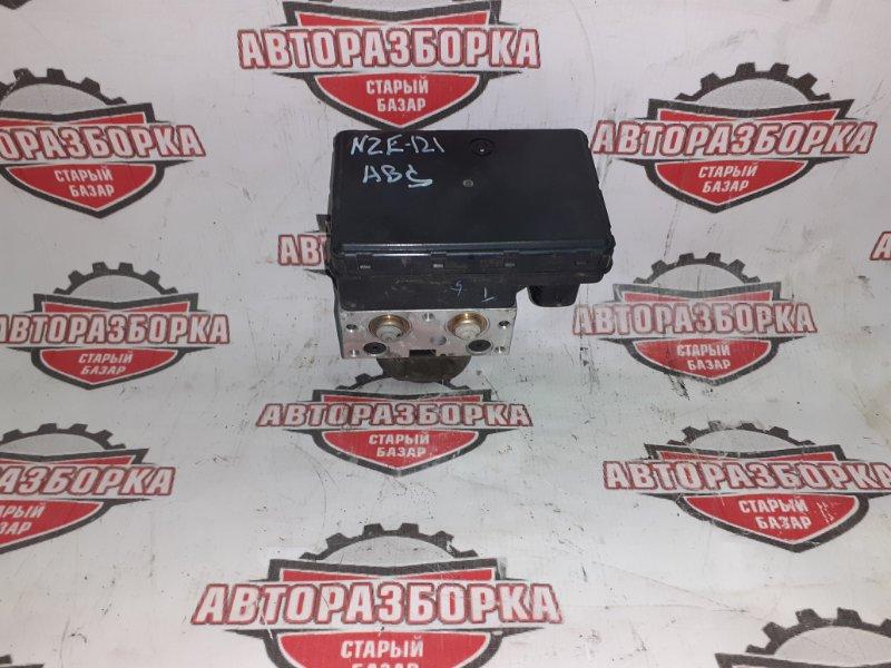 Блок abs Toyota Corolla NZE121 1NZ-FE 2001 (б/у)