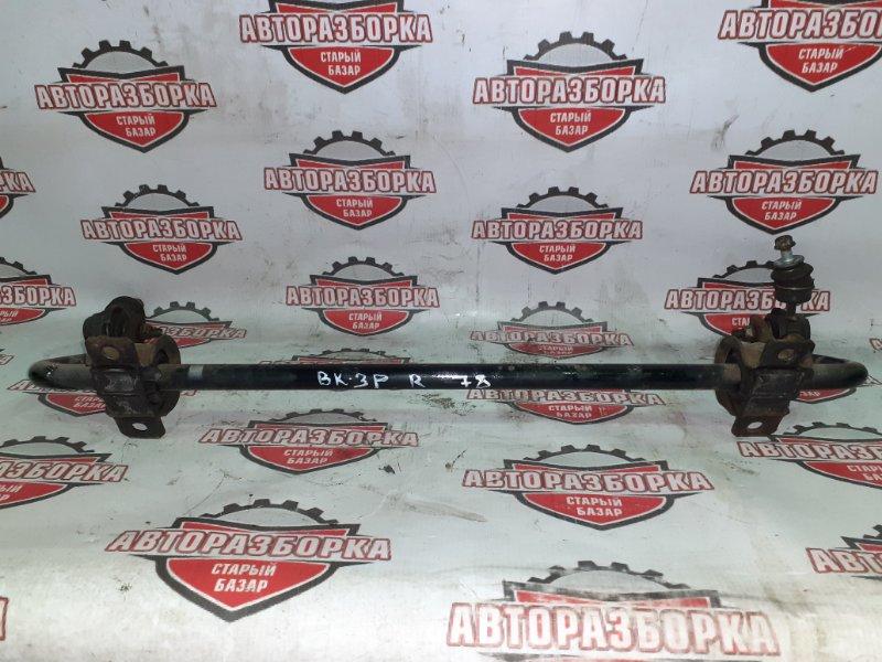 Стабилизатор Mazda Axela BK3P L3VE 2006 задний (б/у)