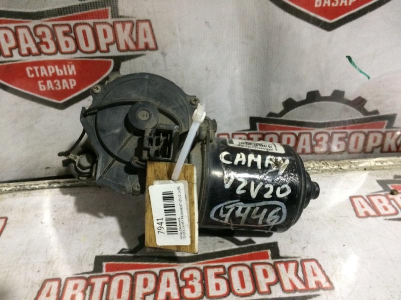 МОТОР ДВОРНИКОВ TOYOTA CAMRY VZV 20 85110-32191 Япония