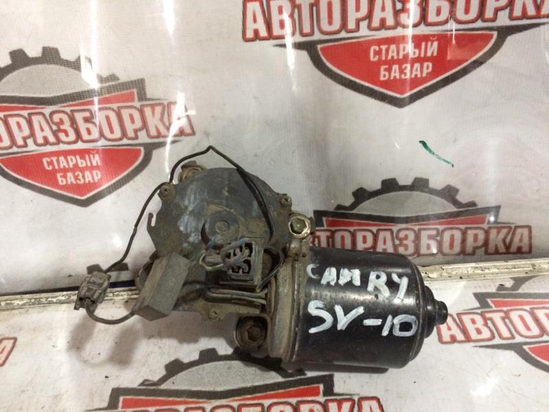 Мотор дворников Toyota Camry SV10 (б/у)