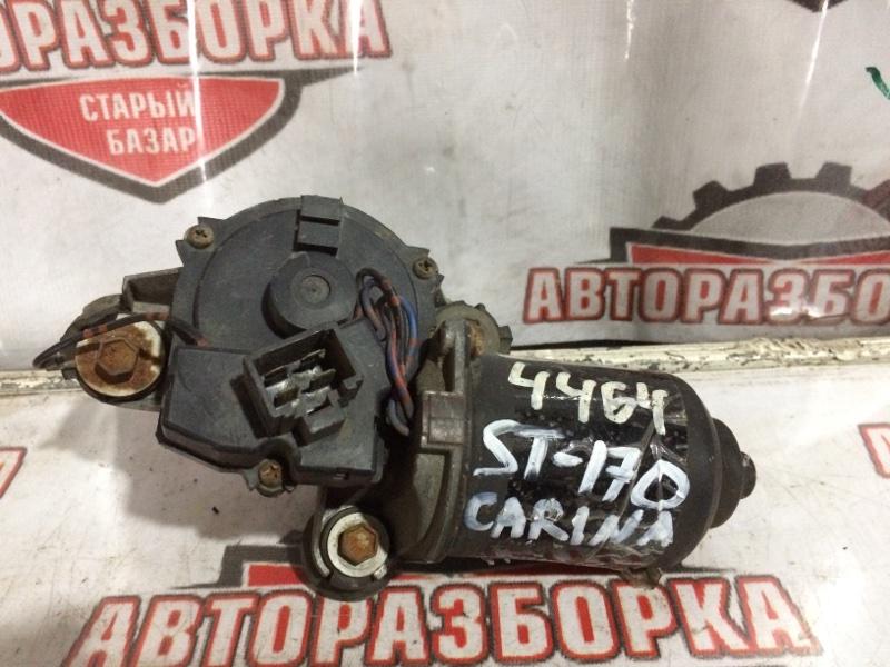 Мотор дворников Toyota Carina ST170 (б/у)