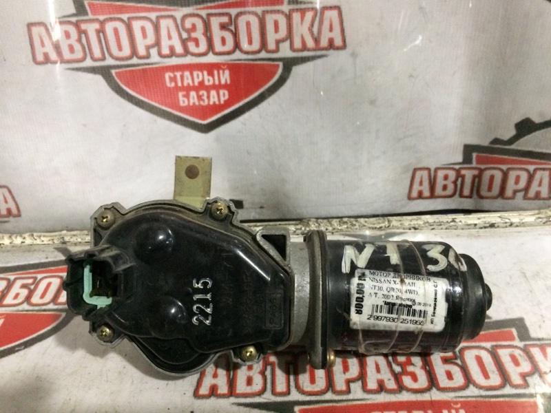 Мотор дворников Nissan X-Trail NT30 (б/у)