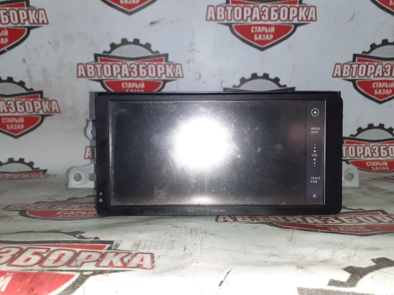 Магнитофон Toyota Vitz NSP130 1NRFE 2011 (б/у)