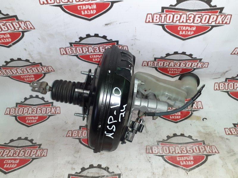 Цилиндр тормозной главный Toyota Vitz NSP130 1NRFE 2011 (б/у)