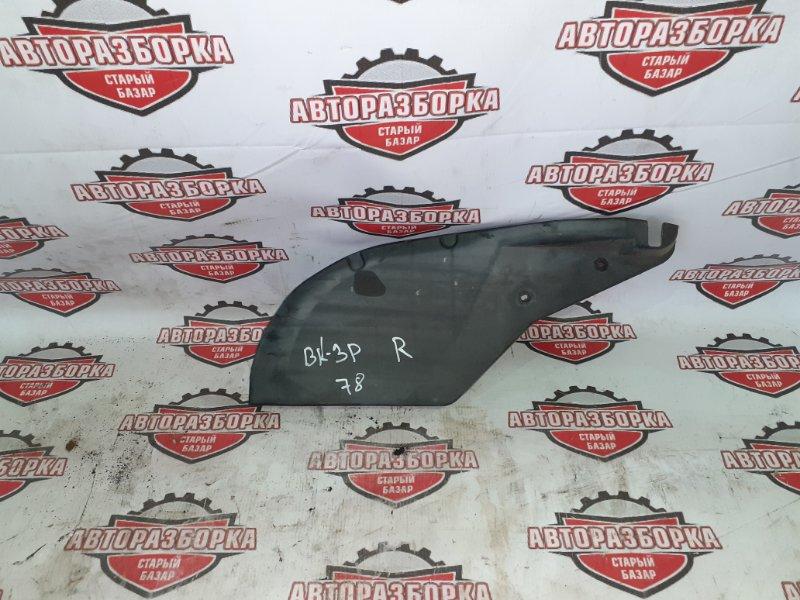 Подкрылок Mazda Axela BK3P L3VE 2006 задний правый (б/у)