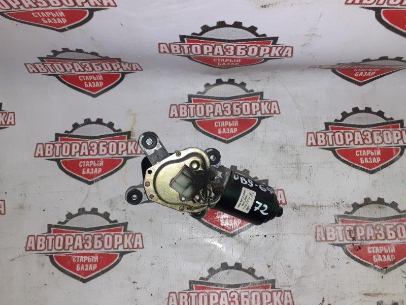 Мотор дворников Isuzu Bighorn UBS69GW 4JG2 1994 передний (б/у)
