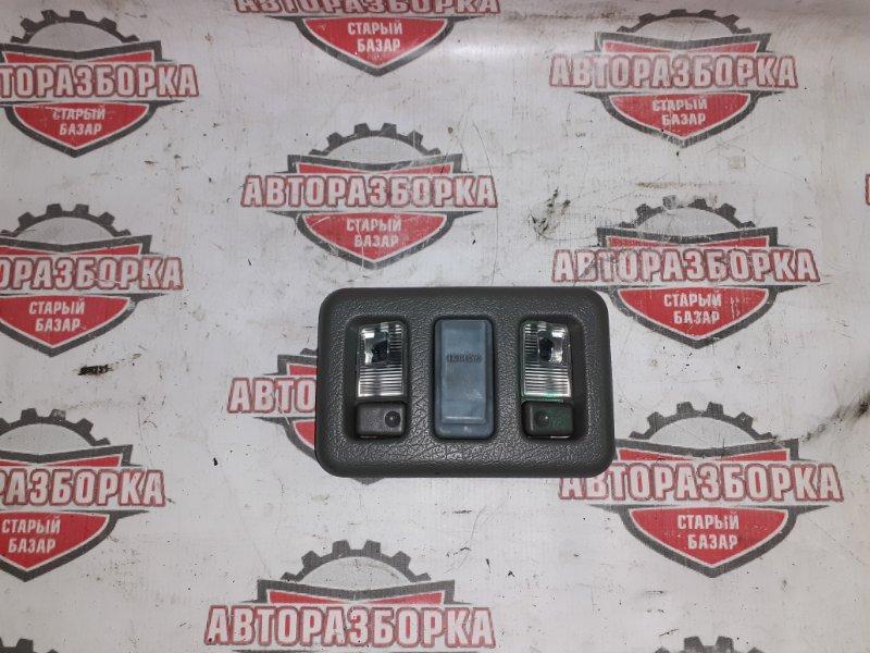 Плафон Isuzu Bighorn UBS69GW 4JG2 1994 передний (б/у)