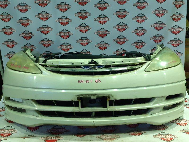 Ноускат Toyota Estima MCR30 1MZ-FE 2001 (б/у)