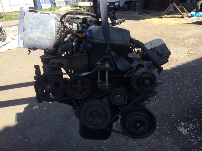 Двигатель в сборе Toyota Corolla AE110 5A-FE 1996 (б/у)