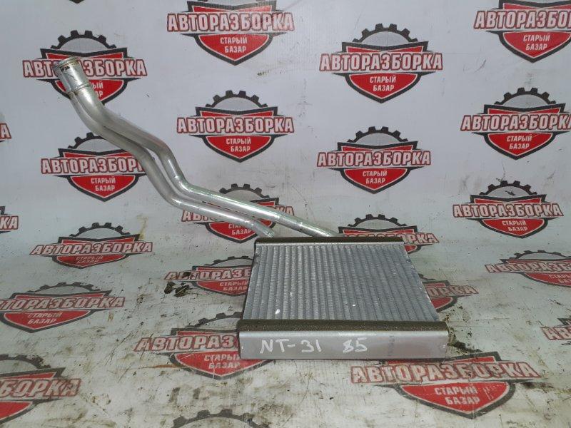 Радиатор печки Nissan X-Trail NT31 MR20(DE) 2009 (б/у)