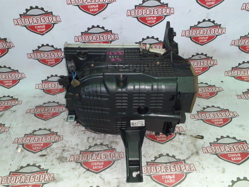 Мотор печки Toyota Estima MCR30 1MZ-FE 2001 передний (б/у)