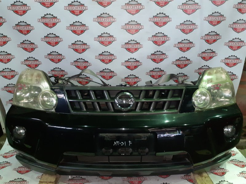 Ноускат Nissan X-Trail NT31 MR20(DE) 2009 (б/у)