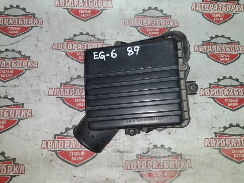 Корпус воздушного фильтра Honda Civic EG6 B16A (б/у)