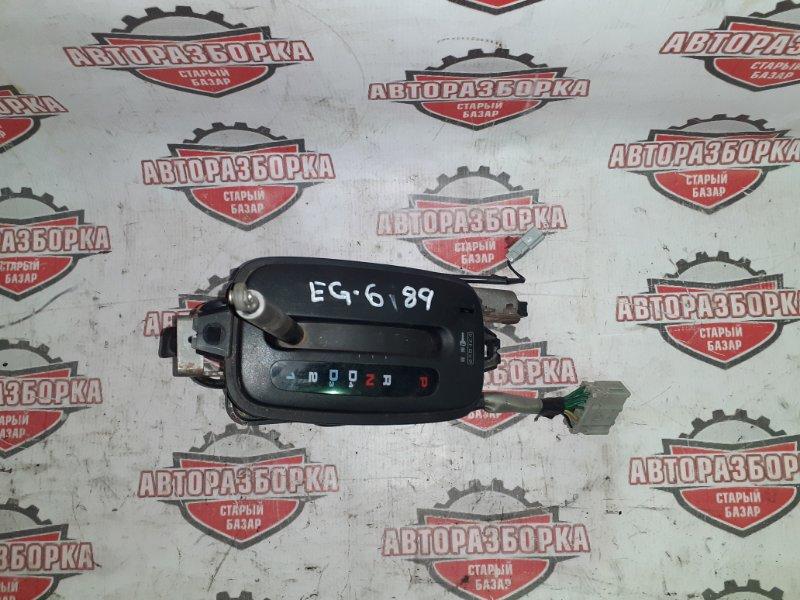 Селектор акпп Honda Civic EG6 B16A (б/у)