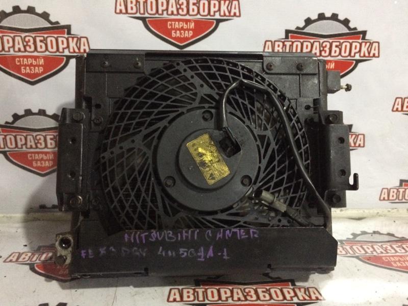 Радиатор кондиционера Mitsubishi Fuso Canter FE83DGY 4M50 2011 (б/у)