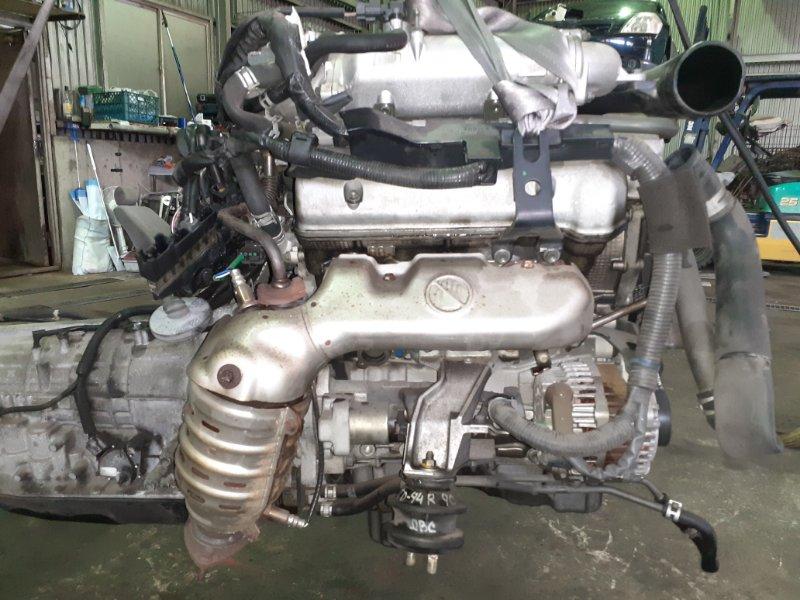Двигатель в сборе Suzuki Escudo TD94W H27A 2005 (б/у)