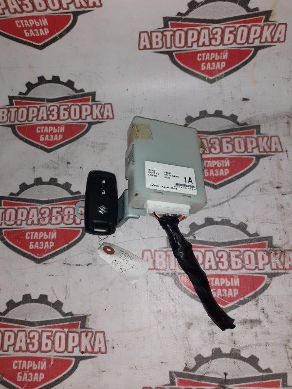 Блок управления электронным ключем Suzuki Escudo TD94W H27A 2005 (б/у)