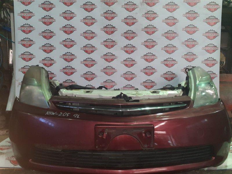 Ноускат Toyota Prius NHW20 1NZ-FXE 2010 (б/у)