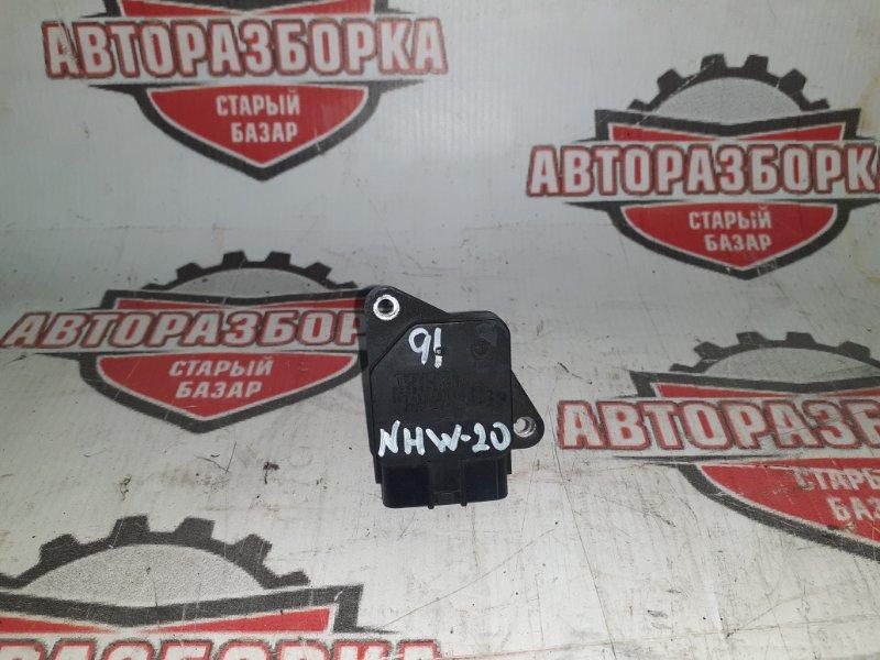 Датчик расхода воздуха Toyota Prius NHW20 1NZ-FXE 2010 (б/у)