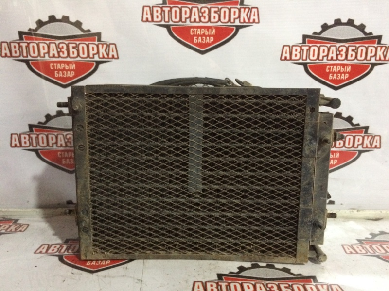 Радиатор кондиционера Mitsubishi Fuso Canter FE301B 4D30 1991 (б/у)